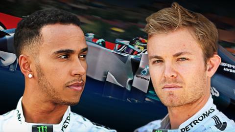 Hamilton Rosberg